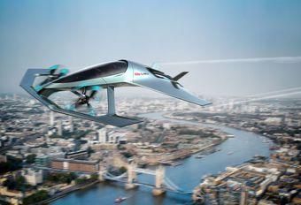 Aston Martin Volante Vision: vliegend concept #1