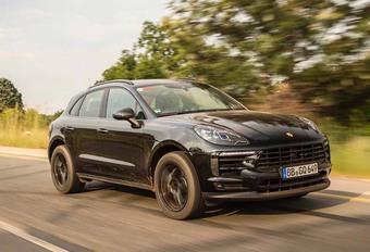 Porsche Macan 2019 : sur les rails du lancement #1