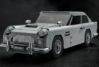 Aston Martin DB5 van James Bond voor … 169,99 euro #1