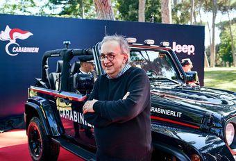 FCA en Ferrari: Sergio Marchionne vervangen door gezondheidsredenen #1