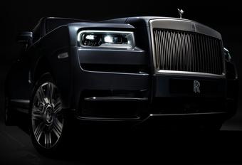 Super-SUV's op jacht naar klassieke luxelimousines #1