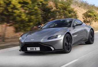 Aston Martin: manuele versnellingen voor AMG-V8? #1