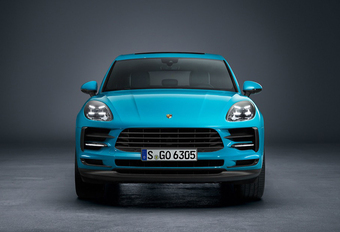 Facelift Porsche Macan doet gek #1