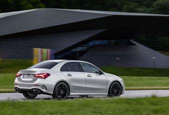 Mercedes Benz A Klasse Autonieuws Autogids