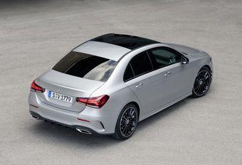 Toekomstige Modellen Autonieuws Mercedes Benz A Klasse Autogids