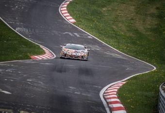 VIDEO - Ringrecord voor Lamborghini Aventador SVJ #1