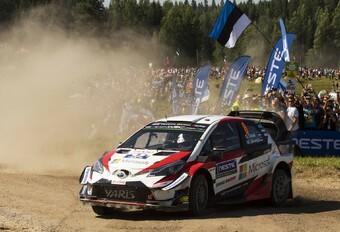 AutoWereld naar WRC Finland (5): Ott Tänak niet te kloppen #1