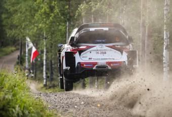 AutoWereld naar WRC Finland (4): Tänak leidt, Neuville en Ogier lijden #1