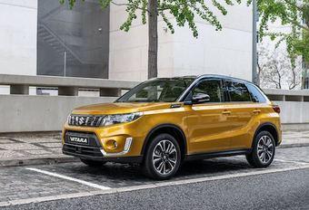 Suzuki : nouveau style et nouveau moteur pour le Vitara #1