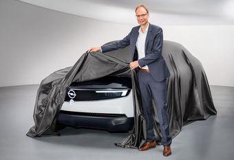 Opel GT X Experimental toont het nieuwe merkgezicht voor 2020 #1