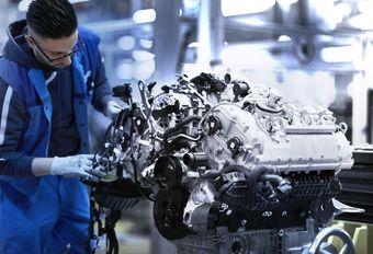 BMW M850i : au cœur de son moteur…  #1