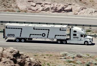 Uber investeert niet langer in zelfrijdende vrachtwagens #1