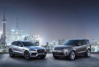 Jaguar Land Rover kleurt Tata-boekhouding rood #1