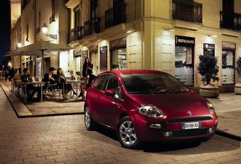 Laatste Fiat Punto is van de band gelopen #1