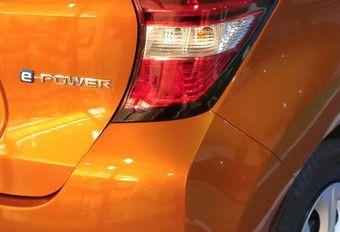 Nissan songe à l'hybride  #1
