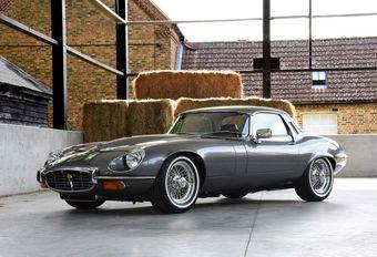 Jaguar E-Type Restomod: Oud vermengd met nieuw #1