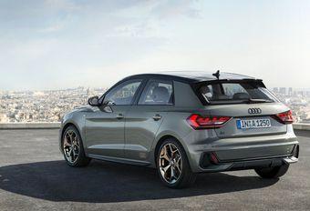Audi : disparition des sorties d'échappement #1