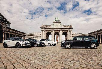 BMW DriveNow n'atteint pas ses objectifs en Belgique #1