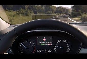 VIDÉO - Alerte Ford anti conducteurs fantômes #1