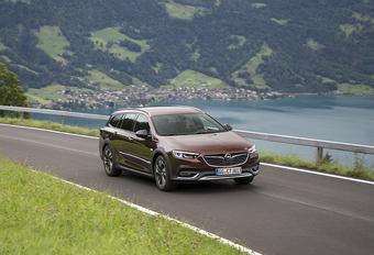 Opel Insignia met nieuwe 1.6 op benzine van 200 pk #1
