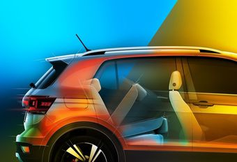 Al even binnenkijken in de toekomstige Volkswagen T-Cross #1