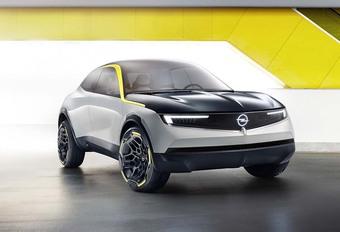 Opel GT X Experimental : Confiance en l'avenir #1