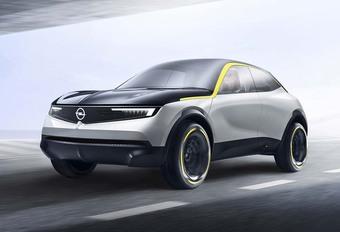 Opel GT X Experimental gaat toekomstige productiemodellen vooraf  #1