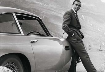 Aston Martin bouwt 25 replica's van de DB5 uit Goldfinger #1