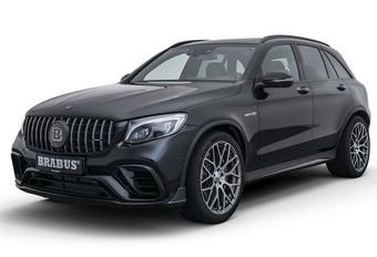 Brabus bezorgt Mercedes-AMG GLC 63 S 600 pk #1