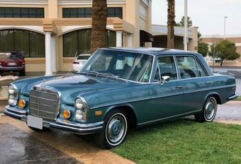 Kooptip: de Mercedes 280 SEL van Elvis Presley #1