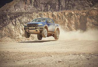 Le Ford Ranger Raptor débarque en Europe #1