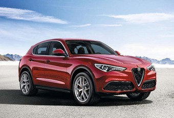 L'Alfa Romeo Stelvio électrique construit à Cassino #1
