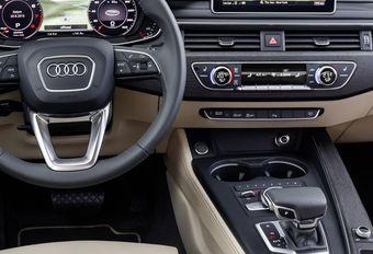 Audi stopt met manuele versnellingsbak… in de VS #1