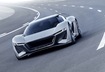 Audi verrast met geweldige PB18 E-Tron #1