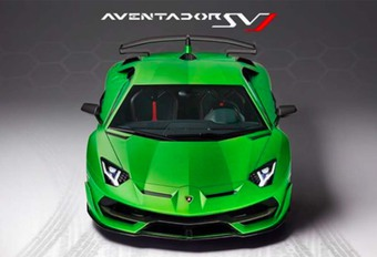 Lamborghini Aventador SVJ imponeert op Pebble Beach  #1