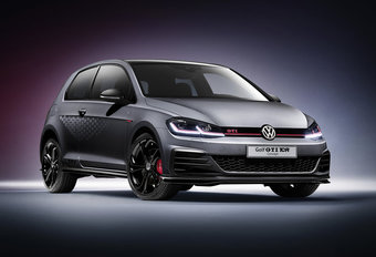 La Volkswagen Golf GTI TCR va bientôt arriver #1