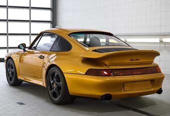 Porsche 911 Project Gold: 2,7 miljoen voor het goede doel #1