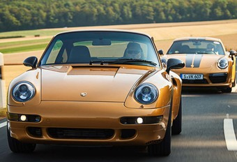 Porsche Project Gold brengt 993 Turbo S even terug #1