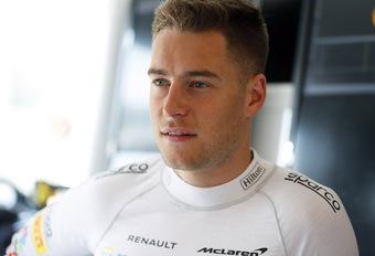 Stoffel Vandoorne ziet zichzelf ook in 2019 nog voor McLaren rijden #1