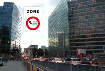 Lage-emissiezone Brussel: boetes vanaf oktober #1