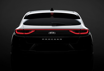 Kia ProCeed en shooting brake #1