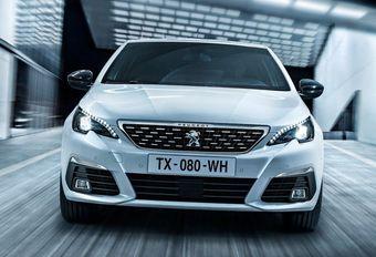 Peugeot : arrêt temporaire de la production de 308 #1