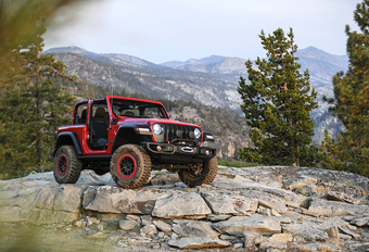 AutoWereld met Jeep Wrangler over legendarische Rubicon Trail (2) #1