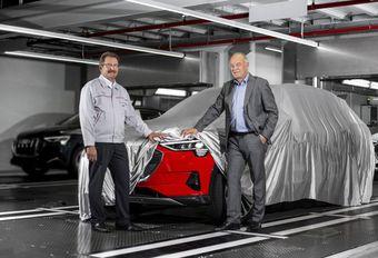 La production de l'Audi e-tron a débuté à Forest (Bruxelles) #1