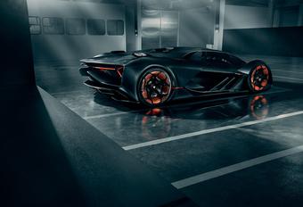 Lamborghini Terzo Millennio vervelt tot hybride hypercar #1