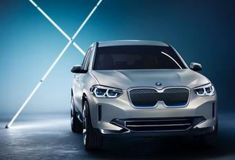 Commandes ouvertes pour la BMW iX3, en Norvège #1