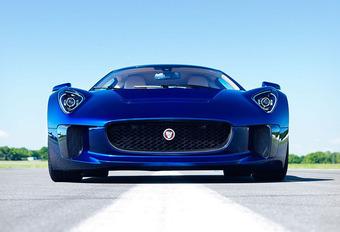 Koop de zeldzame Jaguar C-X75 uit de Bond-film SPECTRE #1