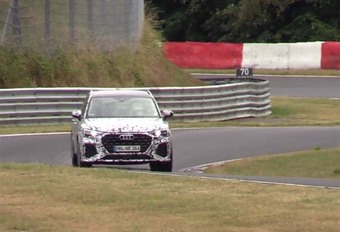 Audi RS Q3: met vijfcilinder van 400 pk #1