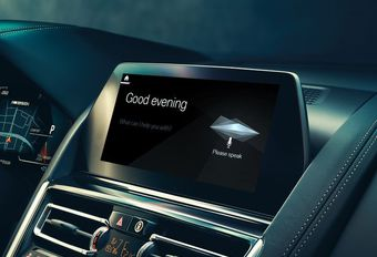 BMW IPA: Intelligente Persoonlijke Assistent #1