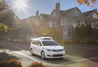 Fiat Chrysler opent testcentrum voor autonome voertuigen #1